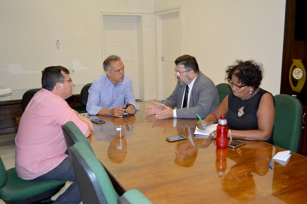 SINASEFE Natal e CNat/IFRN discutem progressão docente dos servidores do Campus