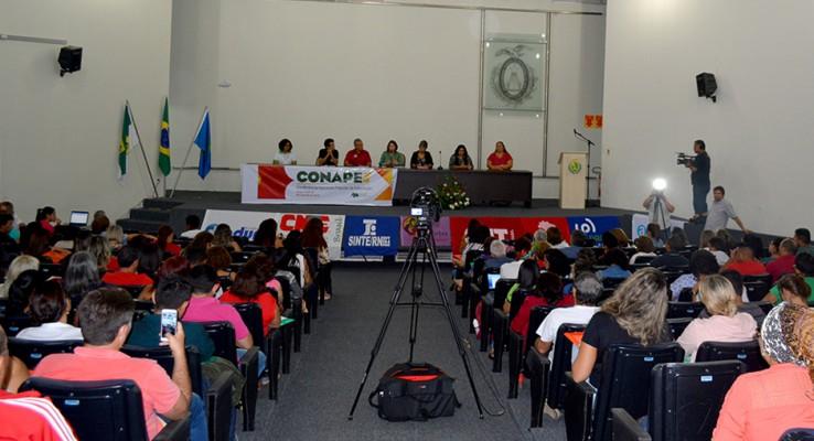 SINASEFE Natal se integra à CONAPE para discutir caminhos de resistência aos ataques à Educação