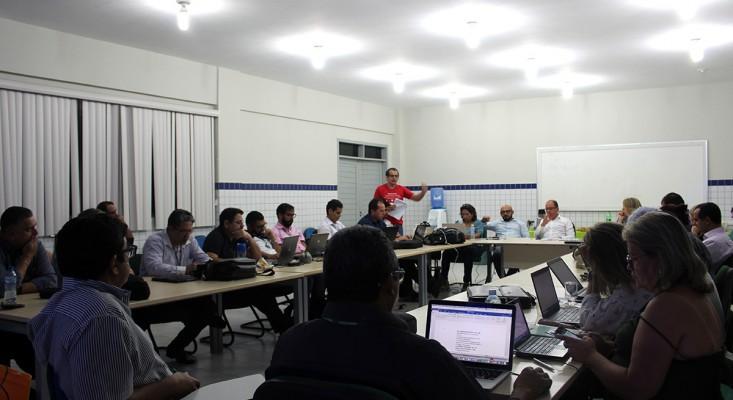 SINASEFE Natal participa da reunião do CODIR e discute Acordo de Greve 2015